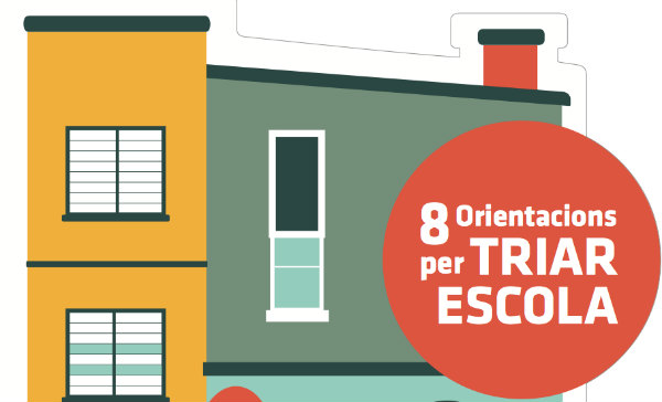 8 orientacions per triar escola