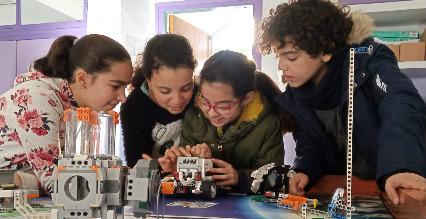 Escola Maria Fortuny-Magnet