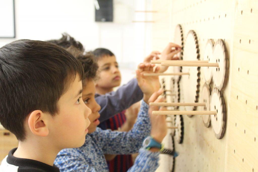 sala tinkering escola Miralletes