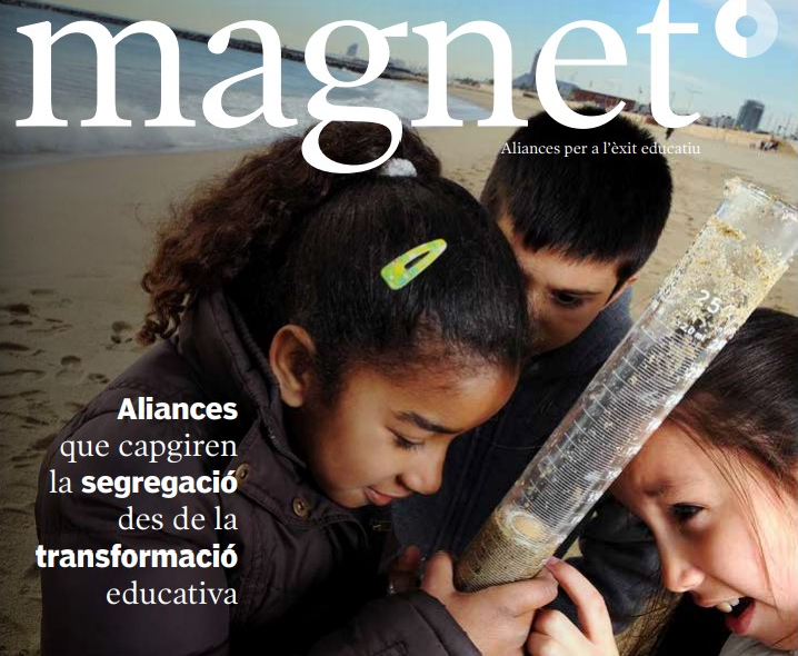 Revista Magnet notícia