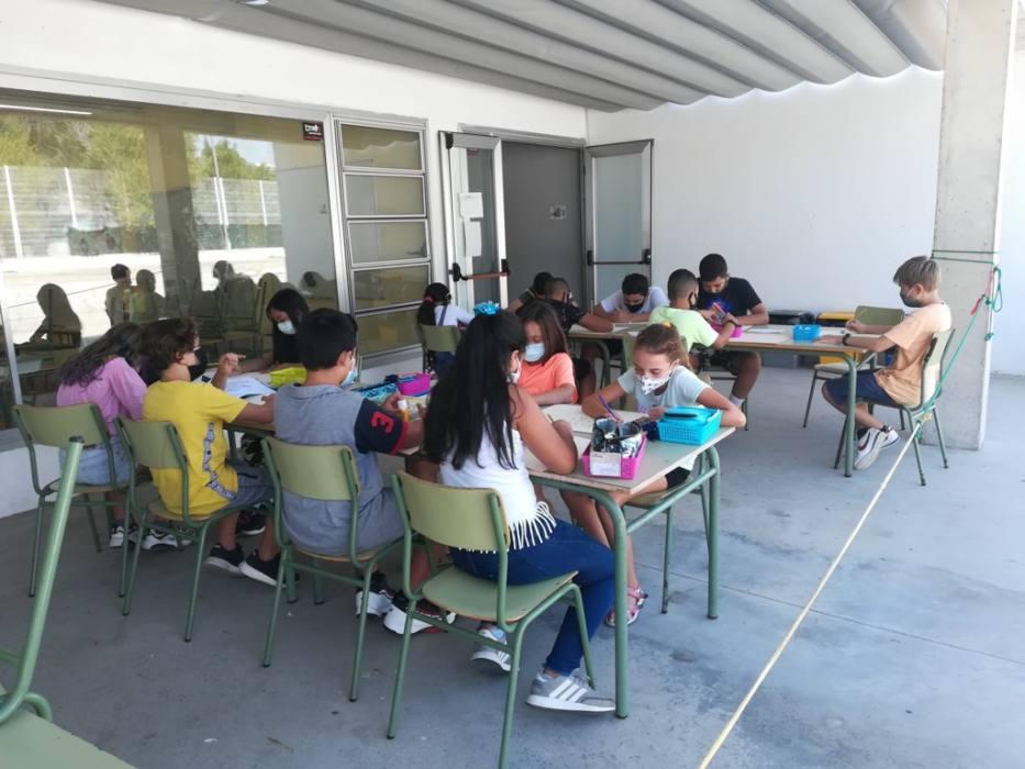 Grups internivells escola Saavedra